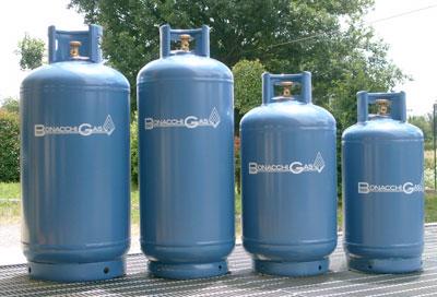 Bombola gpl caricata al distributore la prova che - Bombole di gas per cucinare ...